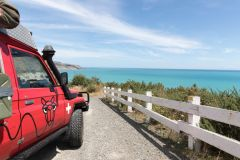 Lookout, Cape Palliser NZ