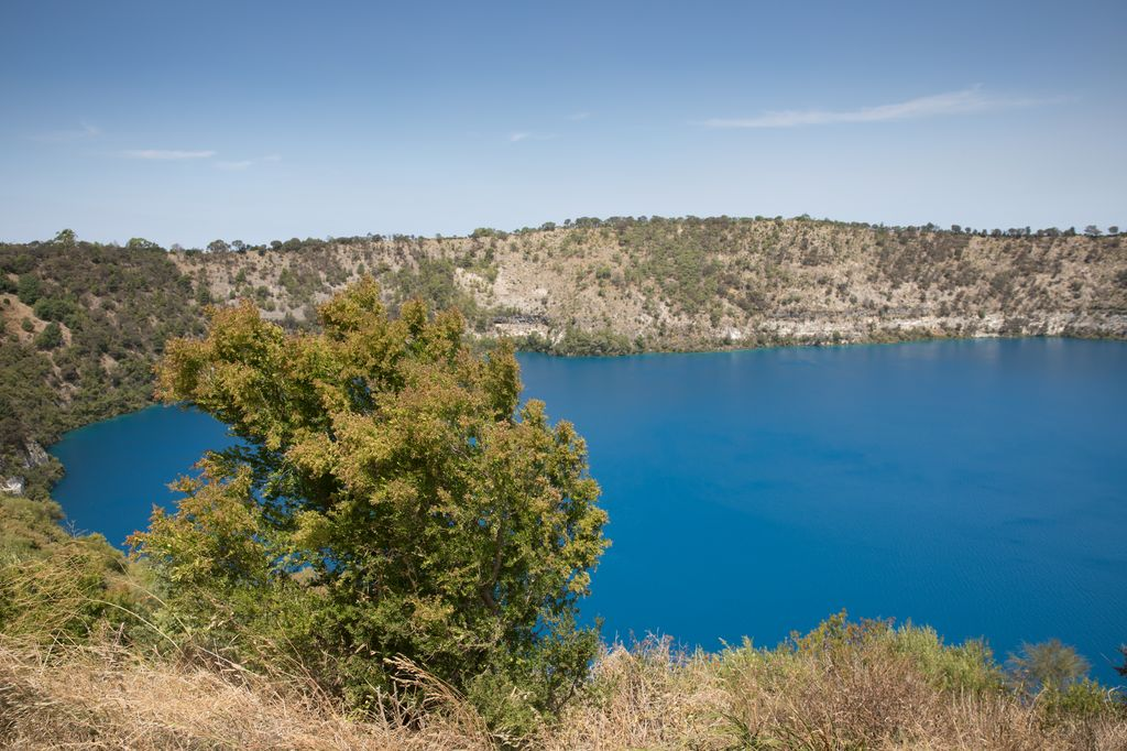 Blue Lake, Mount Gambier, SA