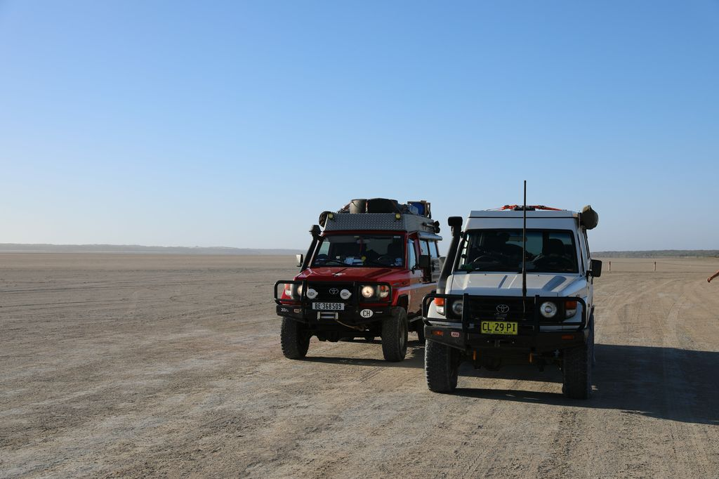 Troopy Treffen, Coorong SA