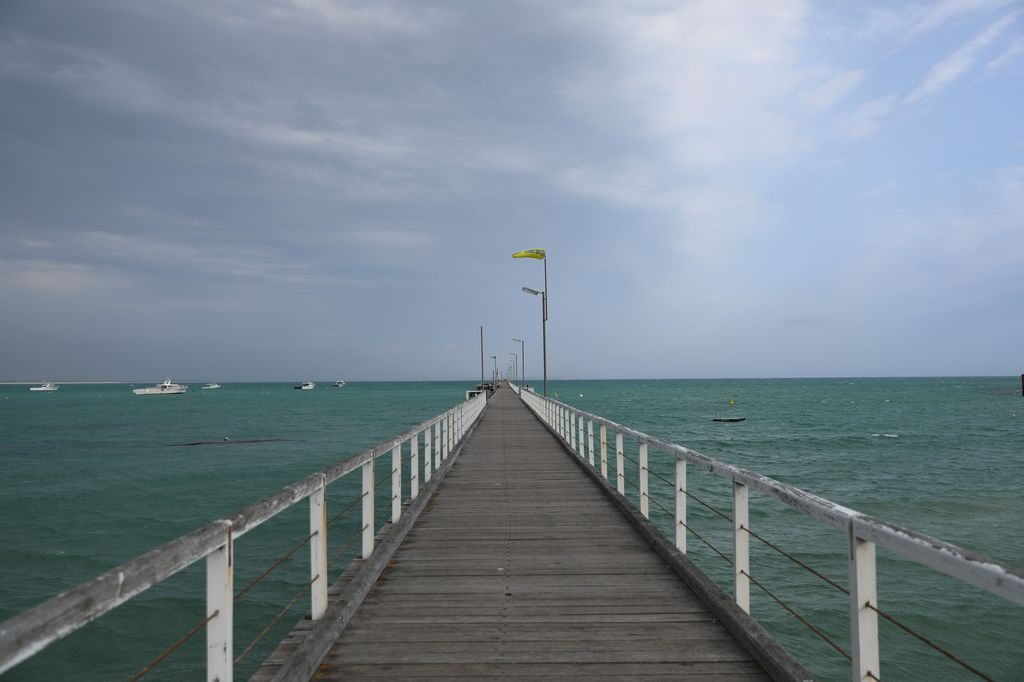 Jetty, Beachport SA