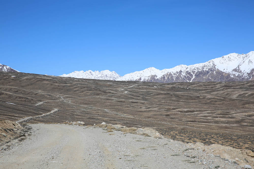 Long And Winding Road, Pamir TJ