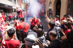 Chinese New Year, Melbourne VIC
