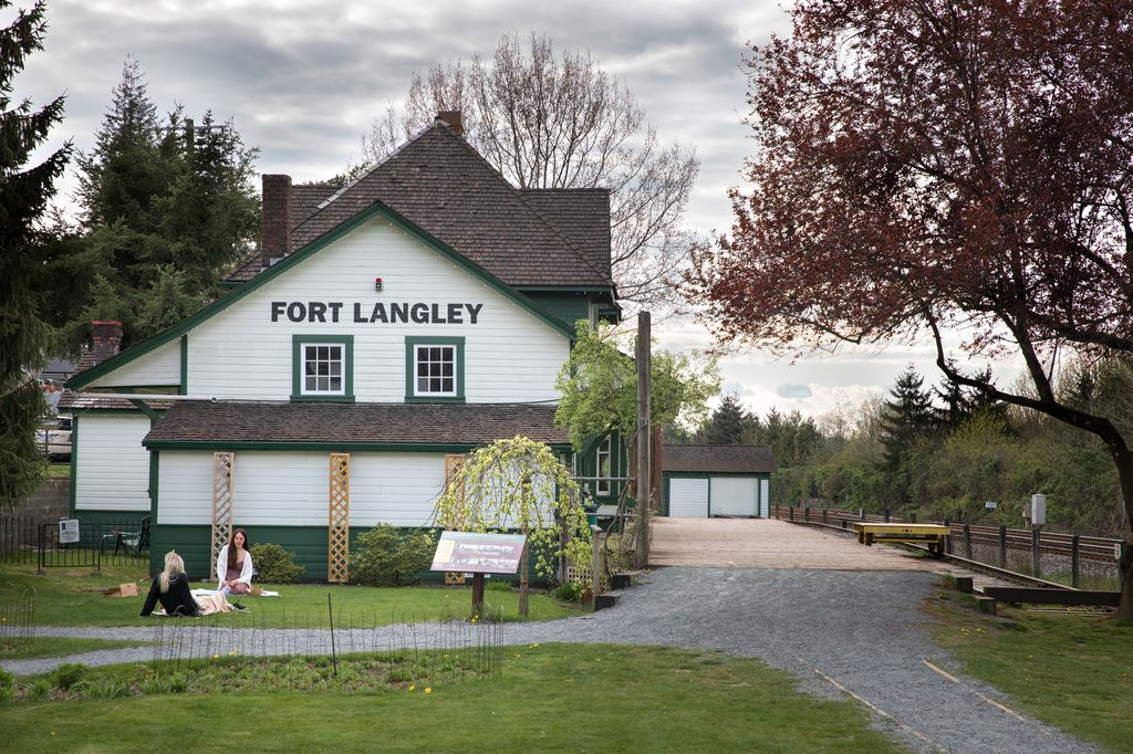 Fort Langley, BC CAN