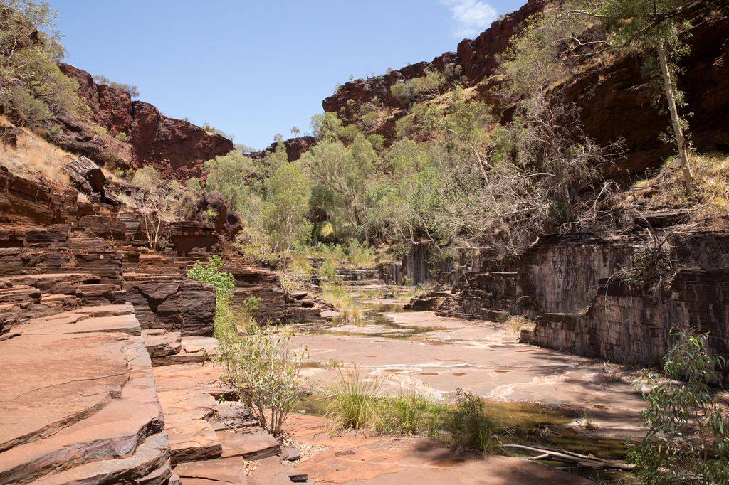 Tales Gorge, Karijini Nationalpark WA