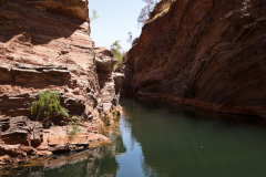 Hamersley Gorge, Karijini Nationalpark WA